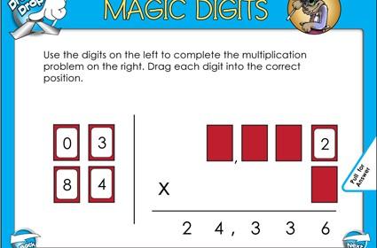 multiplication-magicdigits-4x1
